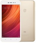 Xiaomi Redmi Note 5A Prime, CZ LTE, Dual SIM, 32 GB, zlatá