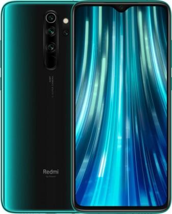 Xiaomi Redmi Note Mobilní telefon Xiaomi Redmi Note 8 Pro 6GB/128GB, zelená