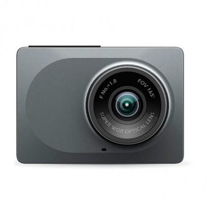 Xiaomi Yi Dashbord Camera, černá + Držák a adaptér do auta
