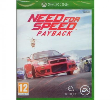 XONE - NEED FOR SPEED PAYBACK, 5030947121563