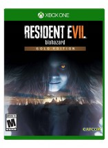 XOne - Resident Evil 7: Biohazard Gold Edition, 5055060967409