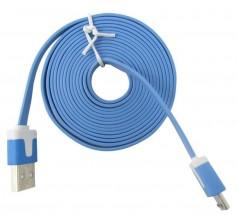 XX1505 - plochý micro USB kabel