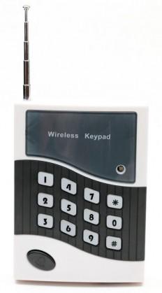 Zabezpečovací systém Bezdrátová klávesnice pro GSM alarm Evolveo Sonix