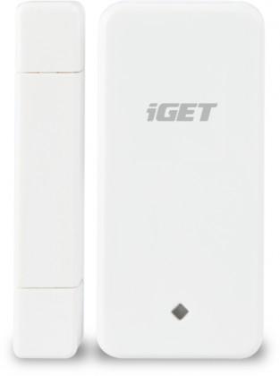 Zabezpečovací systém Bezdrátový magnetický senzor iGET SECURITY M3P4