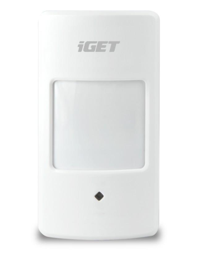 Zabezpečovací systém Bezdrátový snímač pohybu iGET SECURITY M3P1