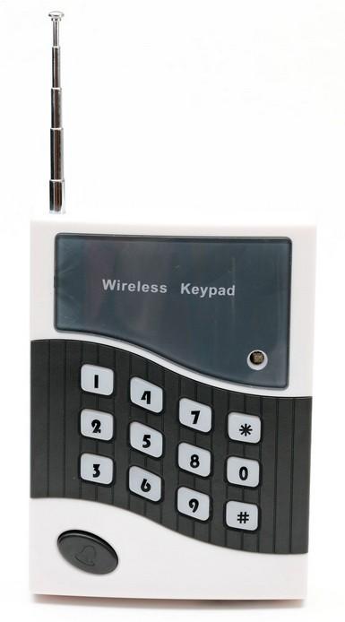 Zabezpečovací systém EVOLVEO Sonix bezdrátová klávesnice pro GSM alarm