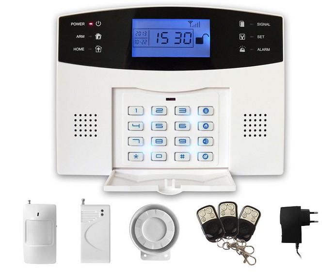 Zabezpečovací systém iGET SECURITY M2B