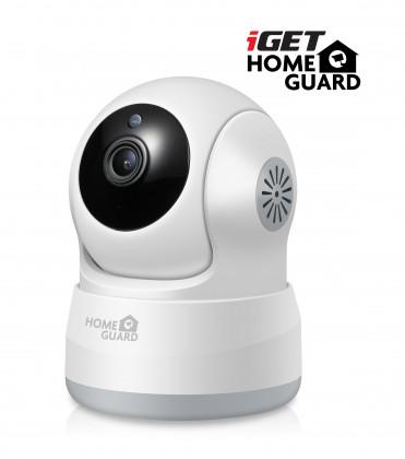 Zabezpečovací systém IP kamera iGET HOMEGUARD