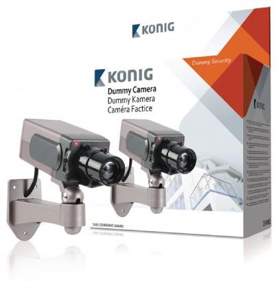 Zabezpečovací systém Maketa vnitřní kamery (SAS-DUMMYCAM40)