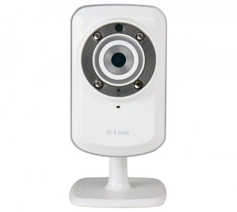 Zabezpečovací systém Monitorovací IP kamera Dlink DC S932L