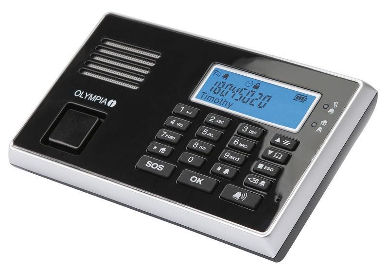Zabezpečovací systém Olympia Protect 9030 GSM
