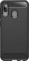Zadní kryt Carbon Samsung A20e, černá