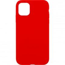 Zadní kryt pro Apple iPhone 11, Liquid, červená