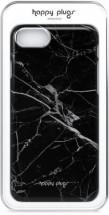 Zadní kryt pro Apple iPhone 7/8 slim, mramorová černá
