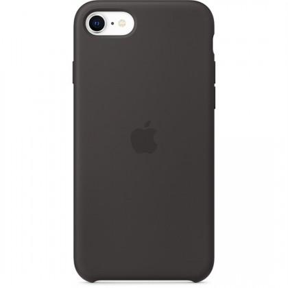 Zadní kryt pro Apple iPhone SE, černá