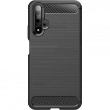 Zadní kryt pro Huawei Nova 5T/Honor 20, černá