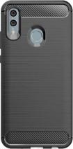 Zadní kryt pro Huawei P Smart Z, karbon, černá
