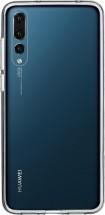 Zadní kryt pro Huawei P20 PRO, průhledná