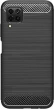 Zadní kryt pro Huawei P40 lite, Carbon, černá