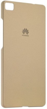 Zadní kryt pro Huawei P8 Lite, originál, hnědá