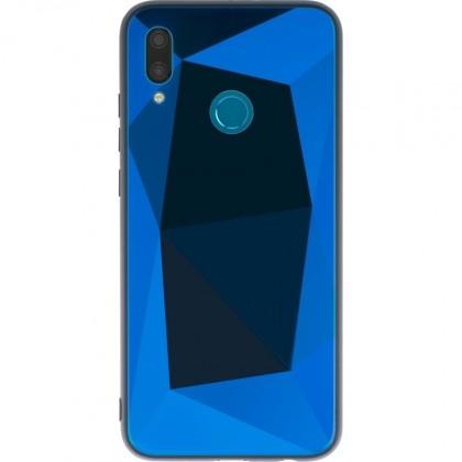 Zadní kryt pro Huawei PSMART 2019/Honor 10 LITE, modrá