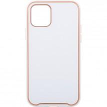 Zadní kryt pro iPhone 12/12 Pro, bílá