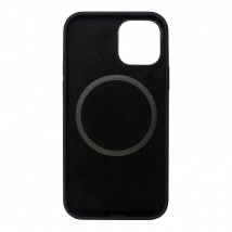 Zadní kryt pro iPhone 12/12 Pro, černá