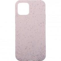Zadní kryt pro iPhone 12/12 Pro, ECO 100% compostable, béžová