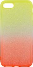 Zadní kryt pro iPhone 7/8/SE (2020), Rainbow, oranžovo/žlutá