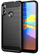 Zadní kryt pro Motorola Moto e6i/e6s, černá