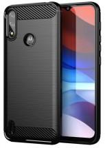 Zadní kryt pro Motorola Moto E7 Power, černá