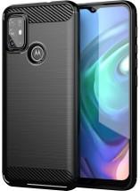 Zadní kryt pro Motorola Moto G10, G30, černá