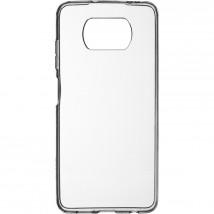 Zadní kryt pro Poco X3 NFC / X3 Pro, slim, průhledná