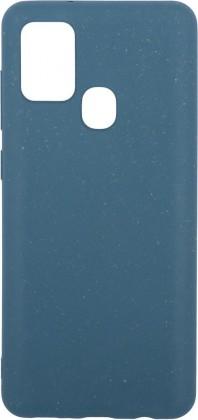 Zadní kryt pro Samsung Galaxy A21s, ECO 100% compostable, zelená