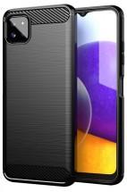 Zadní kryt pro Samsung Galaxy A22 5G, černá