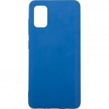 Zadní kryt pro Samsung Galaxy A41, ECO 100% compostable, modrá