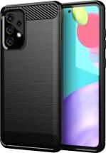 Zadní kryt pro Samsung Galaxy A52 5G, A52, černá
