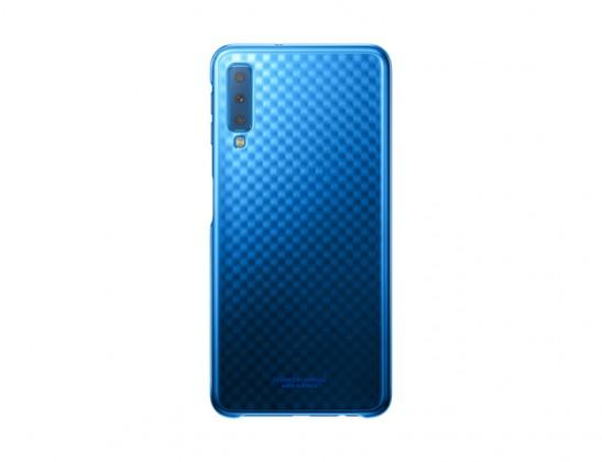 Zadní kryt pro Samsung Galaxy A7, modrá