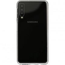 Zadní kryt pro Samsung Galaxy A7, průhledná