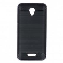 Zadní kryt pro Samsung Galaxy J5 2017, carbon, černá