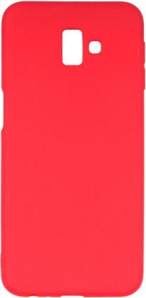 Zadní kryt pro Samsung Galaxy J6 PLUS, červená