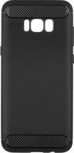 Zadní kryt pro Samsung Galaxy NOTE 9, karbon, černá