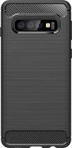 Zadní kryt pro Samsung Galaxy S10e, karbon, černá