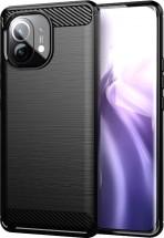 Zadní kryt pro Xiaomi Mi 11 5G, černá