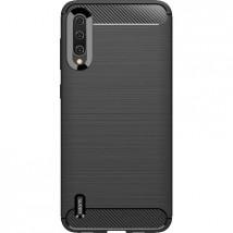 Zadní kryt pro Xiaomi Mi A3, karbon, černá
