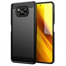Zadní kryt pro Xiaomi Poco X3 NFC, černá