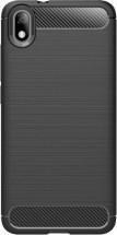 Zadní kryt pro Xiaomi Redmi 7A, karbon, černá