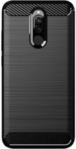 Zadní kryt pro Xiaomi Redmi 8, Carbon, černá