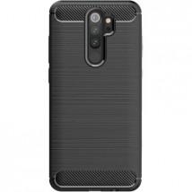 Zadní kryt pro Xiaomi Redmi Note 8 Pro, Carbon, černá
