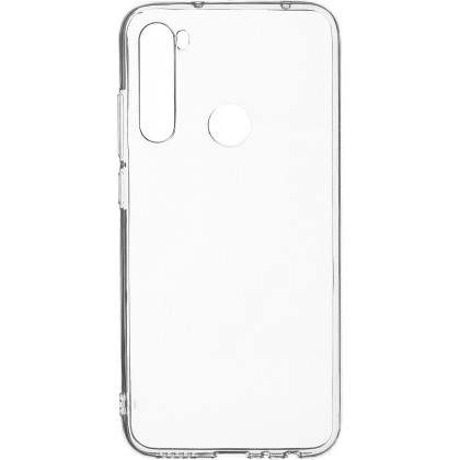 Zadní kryt pro Xiaomi Redmi Note 8, Slim, průhledná
